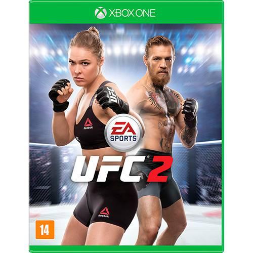UFC 2 Xbox One Original Lacrado  - Place Games