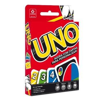 Uno Jogo de Cartas Copag 98190  - Place Games
