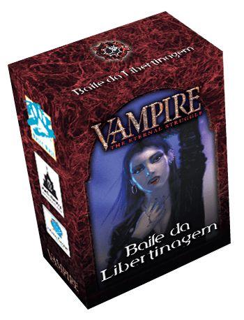 Vampire The Eternal Struggle Baile da Libertinagem Jogo de Cartas Conclave  - Place Games