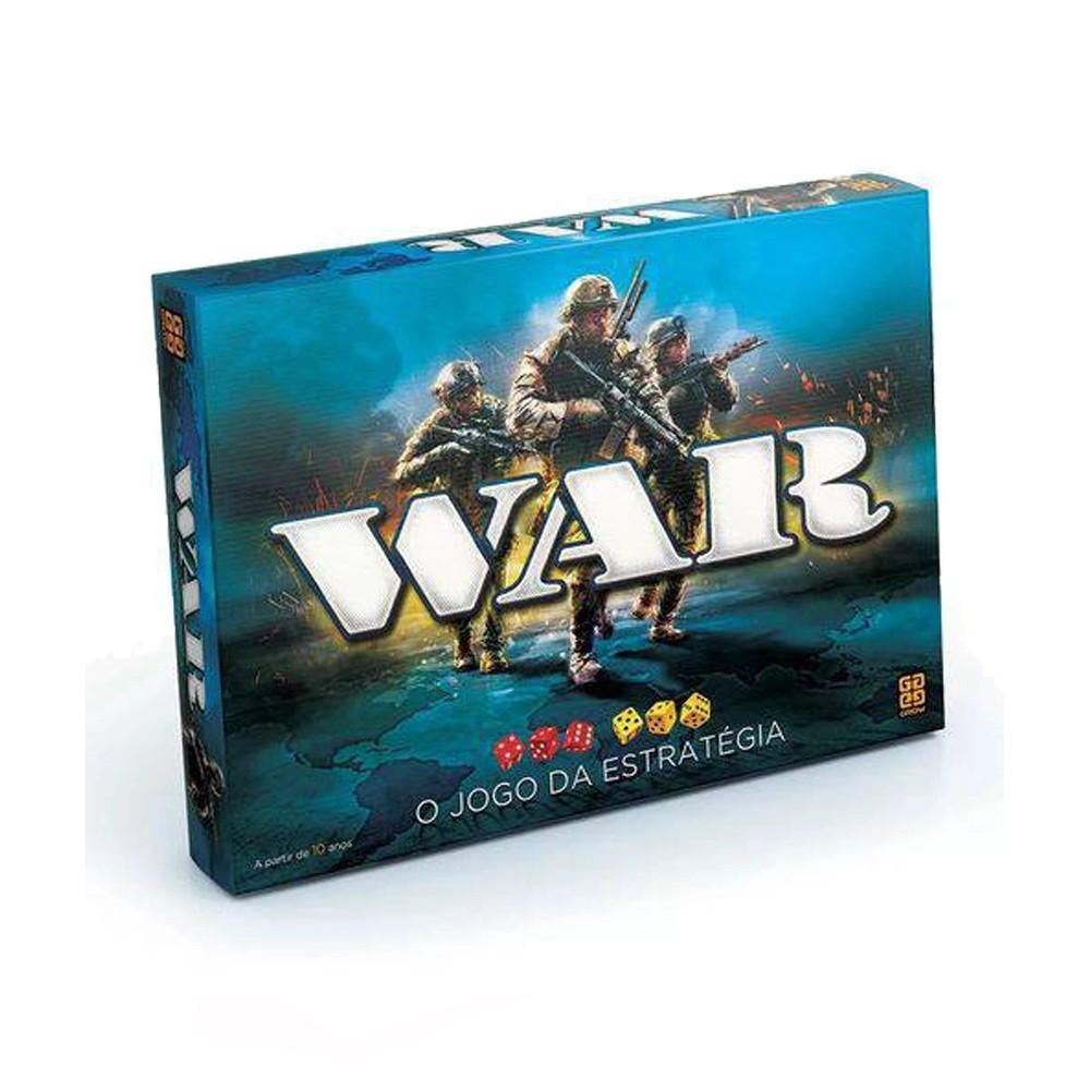 War o jogo da estratégia Jogo de tabuleiro Grow 2000  - Place Games
