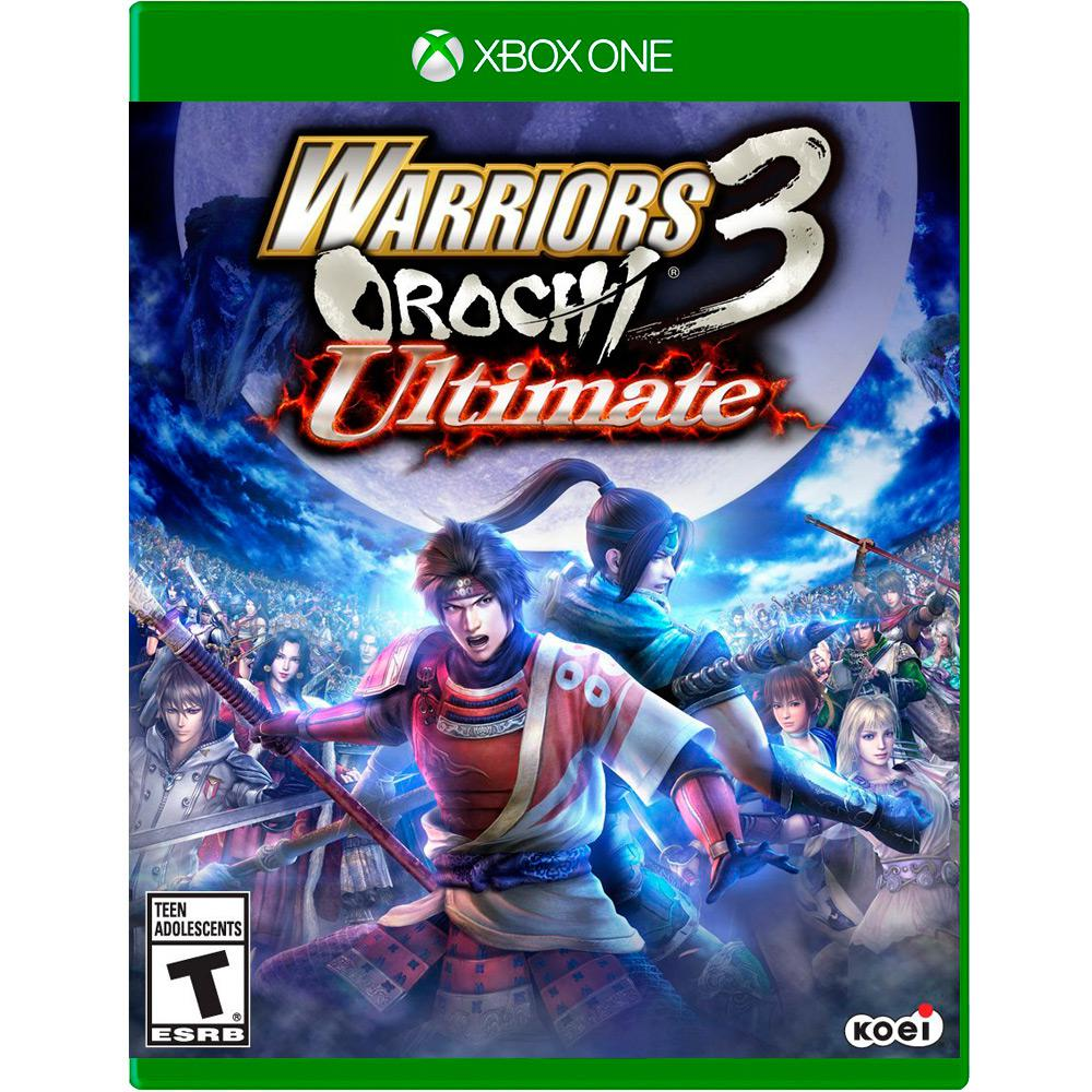 Warriors Orochi 3 Ultimate Xbox One Original Usado  - Place Games
