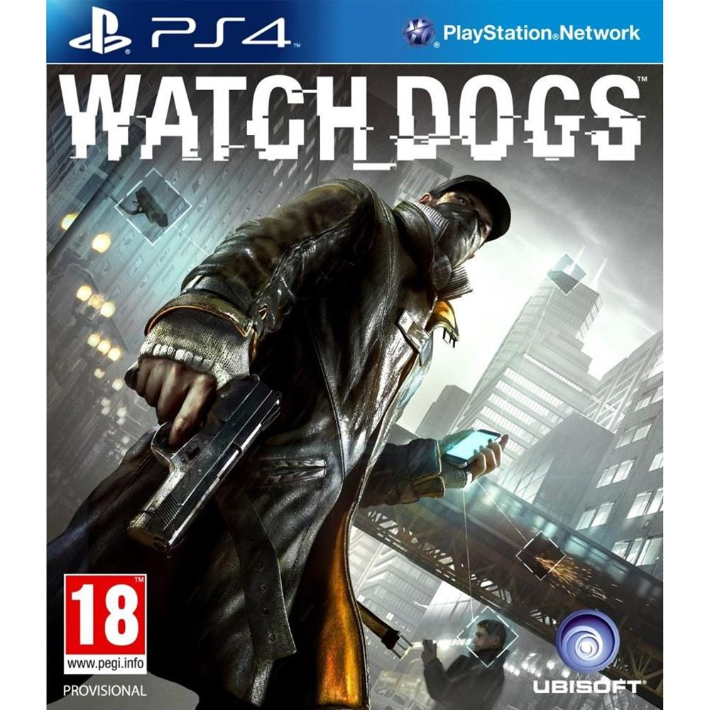 Watch Dogs Playstation 4 Original Usado  - Place Games