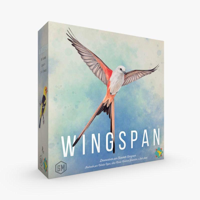 Wingspan Jogo de Tabuleiro Ludofy GRK008  - Place Games