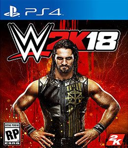 WWE 2k18 W 2k18 Playstation 4 Original Usado  - Place Games