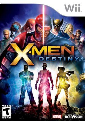 X-Men - Destiny Wii Usado Original  - Place Games