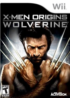 X-Men Origins: Wolverine Wii Usado Original  - Place Games