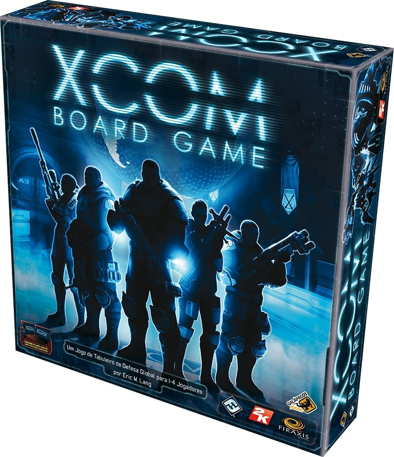 XCOM Board Game Galapagos XCO001  - Place Games
