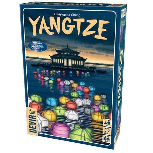Yangtze  Jogo de Cartas Devir BGYANG  - Place Games