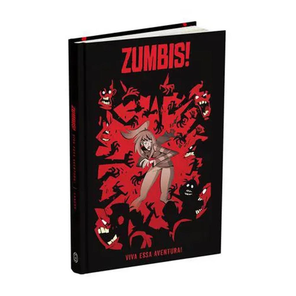 Zumbis Livro de RPG Mandala  - Place Games