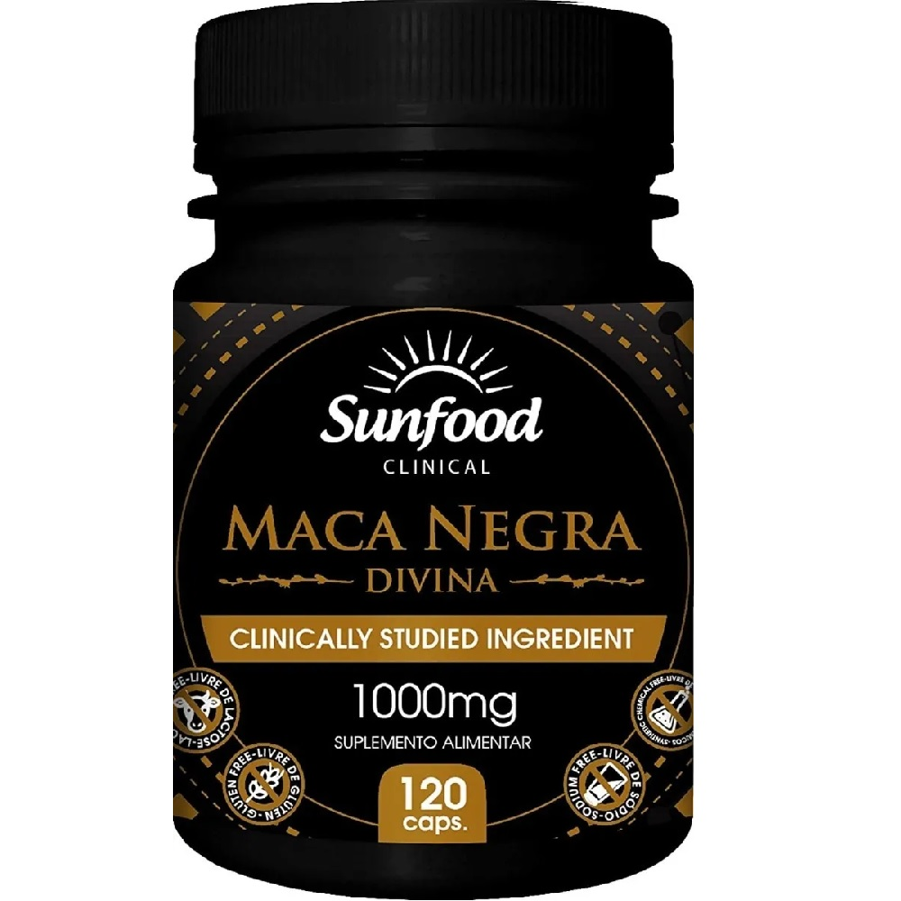 maca negra powder benefits