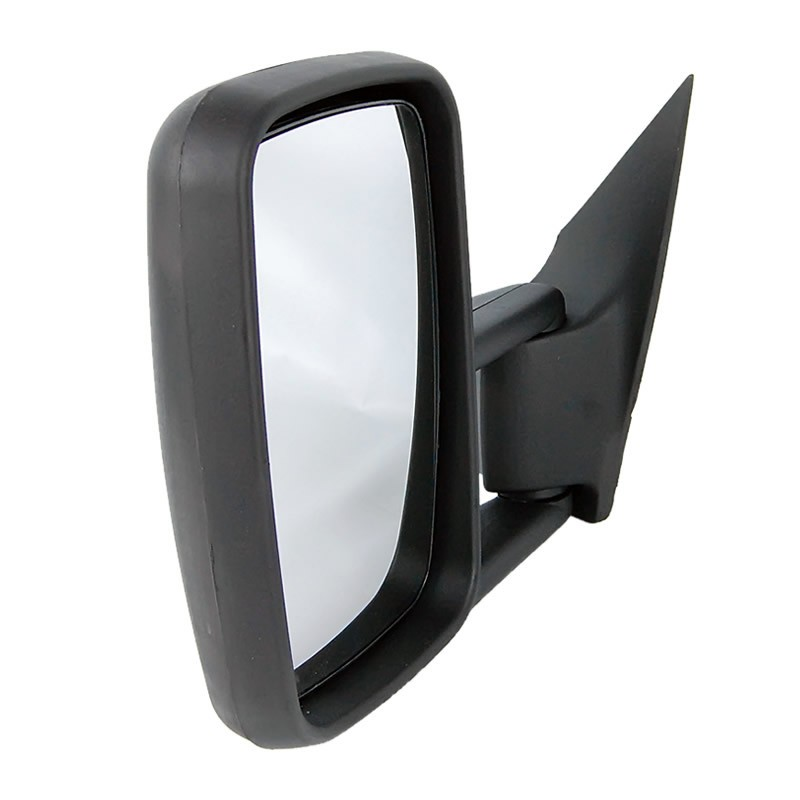 Retrovisor Manual Lado Esquerdo da Sprinter 1997 1998 1999 2000 2001 2002 2003 2004 2005 2006 2007 2008 2009 2010 2011 2012