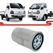Filtro Combustível HR e  Bongo K2500 16V 2013 à 2017