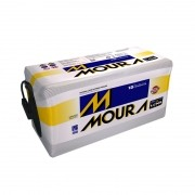 Bateria Moura 95AH - Livre de Manutenção