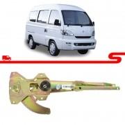Maquina Vidro Manual Lado Direito Towner Haffei 2008 2009 2010 2011 2012 2013
