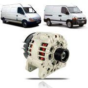 Alternador Eletrônico Renault Master 2.5 2005 2006 2007 2008 2009 2010 2011 2012 2013