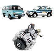Alternador da Besta 2.2 Diesel e Sportage 1992 1993 1994 1995 1996 1997 1998