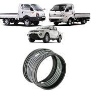 Anel do Pistão Standard  (Mahle) da Hyundai HR Bongo K2500 L200 HPE 2004 2005 2006 2007 2008 2009 2010 2011 2012