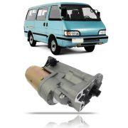 Motor de Arranque Kia Besta 2.2 9 Dentes 1992 1993 1994 1995 1996 1997