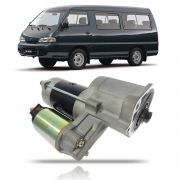 Motor de Arranque 13 Dentes Hyundai H100 1994 1995 1996 1997 1998 1999 2000 2001 2002