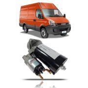 Motor de Arranque Original Iveco 3.0 2008 09 10 11 12 13 14 15 16 17 18