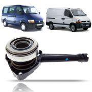 Atuador 3 Furos da Embreagem Original Renault Master 2005 2006 2007 2008 2009 2010 2011 2012 2013
