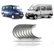 Bronzina De Biela 0.25 (Mahle) Renault Master 2.5 2005 06 07 08 09 10 11 12 13