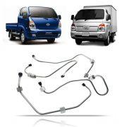 Cano do Bico Injetor (Kit) Hyundai HR Bongo K2500 2004 2005 2006 2007 2008 2009 2010 2011 2012