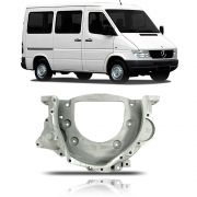 Carcaça Capa Seca Inferior Mercedes Benz Sprinter 310 312 412 1997 1998 1999 2000 2001
