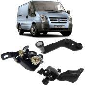 Carrinhos Porta de Correr Ford Transit 2008 2009 2010 2011 2012 2013 2014 (Kit 3 Peças)
