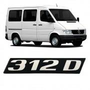 Emblema da Grade Original da Sprinter 312D 1997 1998 1999 2000 2001