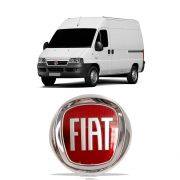Emblema da Grade Original Fiat Ducato
