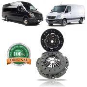 Embreagem Original Mercedes Benz Sprinter 311 415 515 2012 13 14 15 16 17 18 19  VITO FLEX 2015 16 17 18 19