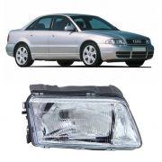 Farol do Lado Direito do Audi A4 1995 1996 1997 1998 1999 2000 2001