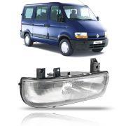 Farol Lado Direito Renault Master 2002 2003 2004 2005 2006 2007 2008 2009