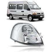Farol Lado Direito Renault Master 2010 2011 2012  2013