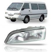 Farol Lado Esquerdo Hyundai H100 1993 1994 1995 1996