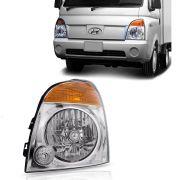 Farol Lado Esquerdo Hyundai HR 2004 2005 2006 2007 2008 2009 2010 2011 2012
