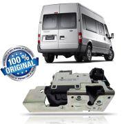Fechadura Elétrica do Meio Porta Traseira Original Ford Transit Van/Furgão Curto 2008 2009 2010 2011 2012 2013 2014
