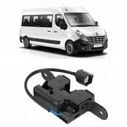 Fechadura Inferior do Capo Renault Master 2014  2015 2016 2017
