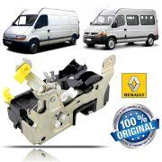 Fechadura Porta Dianteira Lado Esquerdo Manual Renault Master 2002 03 04 05 06 07 08 09 10 11 12 13