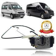 Fechadura Elétrica da Porta Dianteira Lado Direito Original Mercedes Benz Sprinter 2012 13 14 15 16 17 18 19