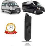 Botão Interruptor do Vidro Porta Dianteira Lado Direito Original Mercedes Benz Sprinter 2012 13 14 15 16 17 18 19
