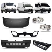 Kit Frente Ducato Jumper Boxer 2006 2007 2008 2009 2010 2011 2012 2013 2014 2015 2016 2017