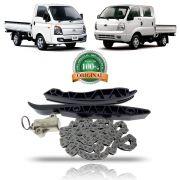Corrente de Distribuição (kit) Original Hyundai Hr Bongo K2500 6 Marchas 2013 2014 2015 2016 2017 2018 2019