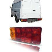 Lanterna Lado Esquerdo Original Iveco Passageiro/Furgão 1997 98 99 00 01 02 03 04 05 06 07