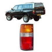 Lanterna Traseira do Lado Esquerdo da Hilux 4x4 1992 1993 1994 1995 1996 1997 1998