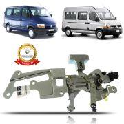 Mecanismo Interno da Fechadura Porta de Correr Original Renault Master 2002 2003 04 05 06 07 08 09 10 11 12 13