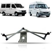 Mecanismo Limpador Parabrisa Mercedes Benz Sprinter 1997 98 99 00 01 02 03 04 05 06 07 08 09 10 11 12