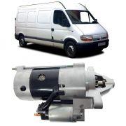 Motor de Arranque Original da Renault Master 2.8 Turbo e Aspirado 2002 2003 2004