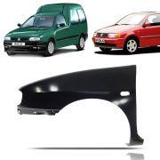Paralama Lado Esquerdo Seat Van Inca VW Polo 1997 1998 1999 2000 2001 2002